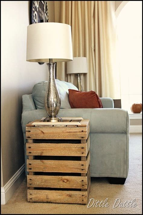 side table decor do it yourself projects using pallets