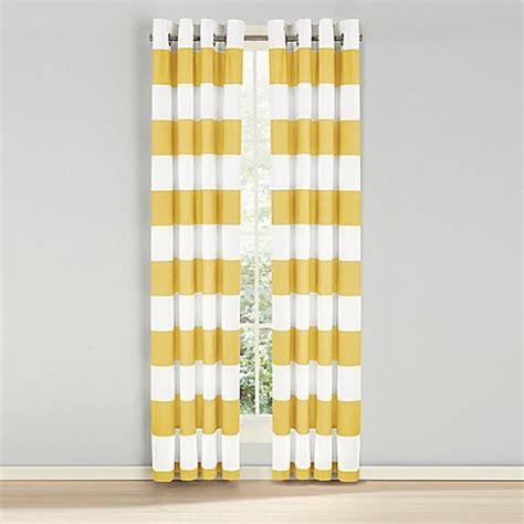 nautica curtain panels nautica 174 cabana stripe 84 inch grommet top light blockage