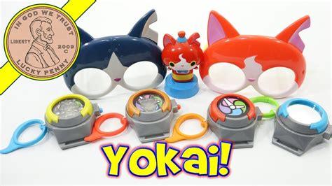 Yokai Orochi Happy Meal Mc Donald yokai mcdonald s 2018 happy meal fast food review