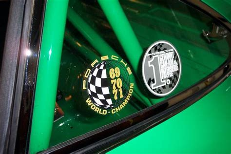 Porsche 911 Motor Aufkleber by Porsche 911 2 8 Rsr Update Aufkleber