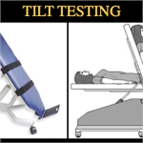 what is a tilt table test sinus arrhythmia what is it