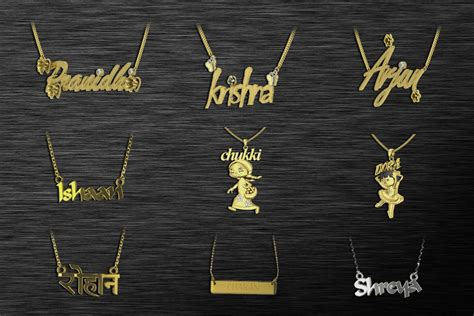 Find In India By Name Buy Custom Made Name Pendants In India Buy It In 6 Simple Steps Augrav