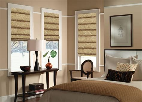 Cordless Roller Blinds Roman Shades Modern Decorative Fabric Budget Blinds