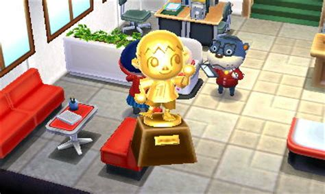 Happy Home Designer Villager Furniture | the villager smash amiibo is compatible with animal