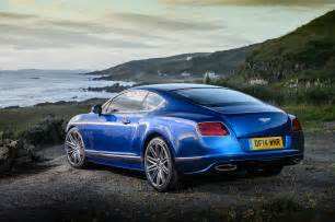 Bentley Coupe 2015 2015 Bentley Continental Gt Speed Coupe Rear Three