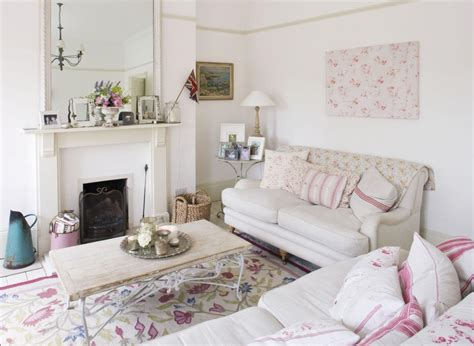 White Bright Shabby Chic Part 2 Modern House Shabby Chic Cottage