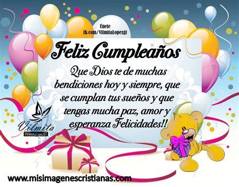 imagenes cristianas de feliz cumpleaños im 225 genes cristianas de feliz cumplea 241 os felicidades en tu