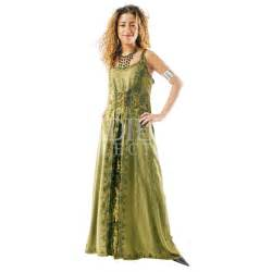 Embroidered summer dress fx1025 by medieval collectibles