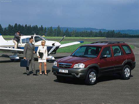 mazda tribute lifted mazda tribute 2003 interior image 5