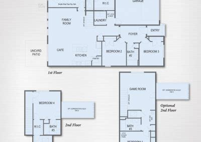 amelia floor plan amelia ii dream finders homes