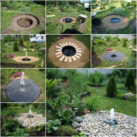 diy craft projects for the yard and garden diy project make a buried garden find