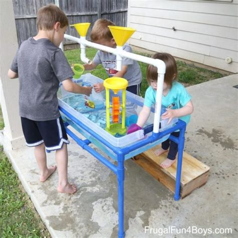 Big Lots Water Table by 35 Diy Sandboxes Ideas Your Will