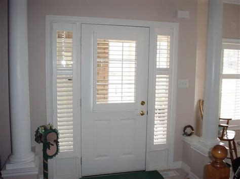 Blinds For Doors With Windows Ideas 1000 Ideas About Door Window Covering On Pinterest Diy Barn Door Door Shades And Barn Doors