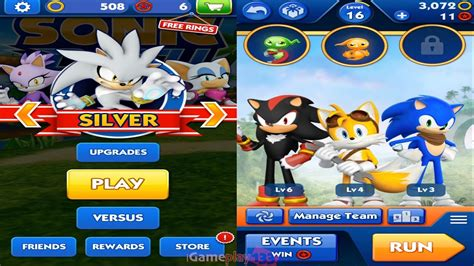 everdrive 64 version 3 walkthrough review youtube sonic dash silver vs sonic dash 2 shadow tails sonic