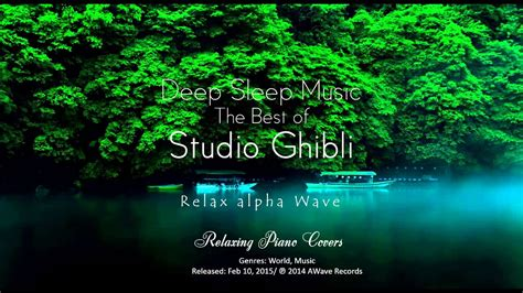 best f sleep the best of studio ghibli part 1