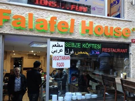 falafel house very good food picture of falafel house istanbul tripadvisor