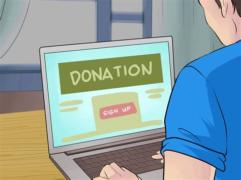 Donation Announcement Letter how to write an email asking for donations with sle