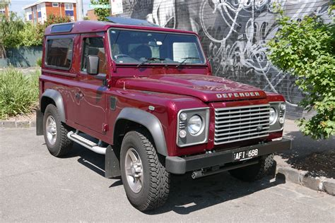 land rover series 3 4 door image gallery 2016 utility defender