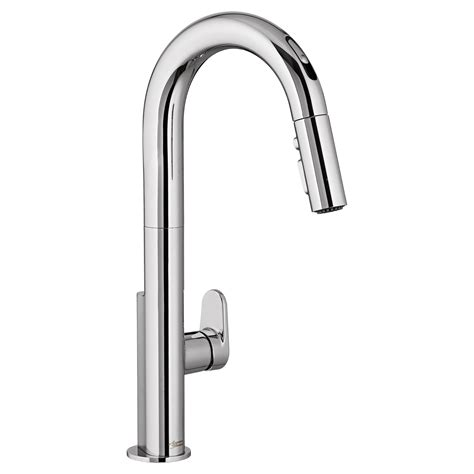 Kitchen Faucet Plumbing American Standard Beale Pull Kitchen Faucet With