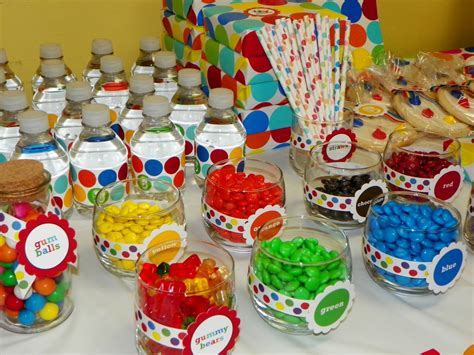 party food party feature kids art party a to zebra celebrations