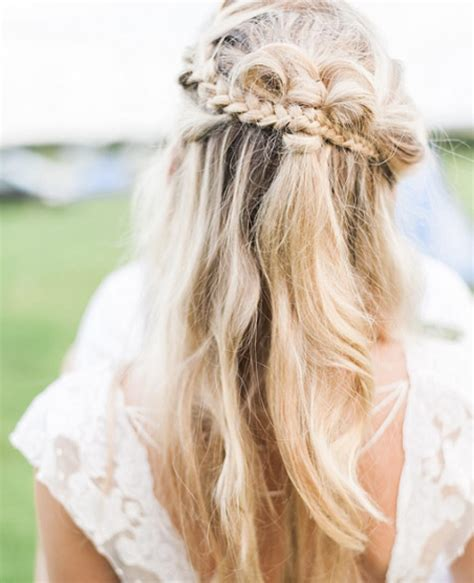 Wedding Boho Updo by 50 Insanely Wedding Hairstyles For 2018 Style