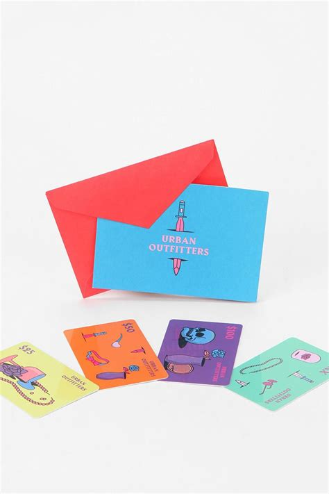 urban outfitters printable gift cards urban outfitters gift card xmas list pinterest trees
