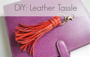how to get a new key for my car diy leather tassle key fob bag charm makery