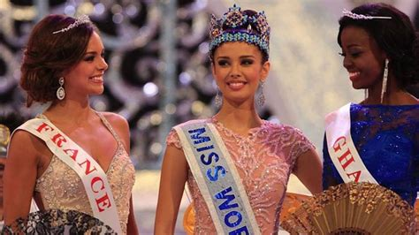 contest 2013 finalists the winner of the miss world 2013 megan