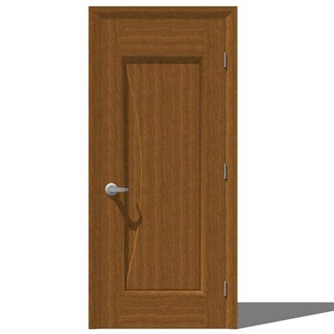 Setting Interior Doors by Interior Door Set 1 3d Model Formfonts 3d Models
