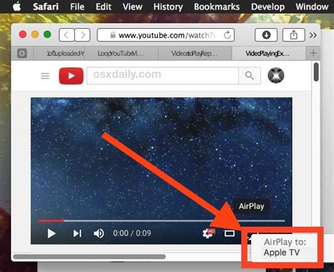 youtube tutorial on macbook air cara airplay youtube dari mac ke apple tv insightmac
