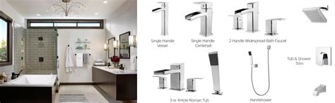 bathroom control pfister gt40df0c kenzo single control waterfall vessel