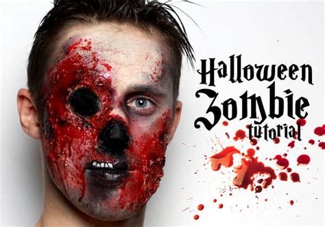 zombie makeup tutorial eyeshadow halloween makeup ideas articles and pictures