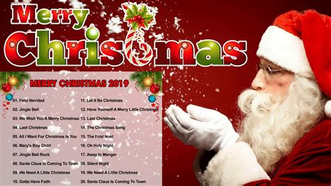 lagu natal terpopuler  feliz navidad jinggle bell     merry chritmash