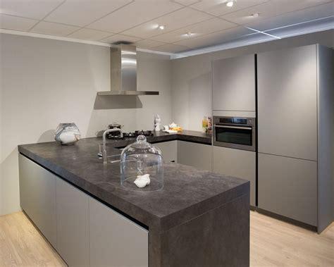 keuken u opstelling grijze keukens in diverse stijlen eigenhuis keukens