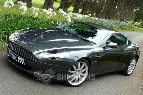 aston martin db9 aston martin db9 coupe auctions lot 36 shannons