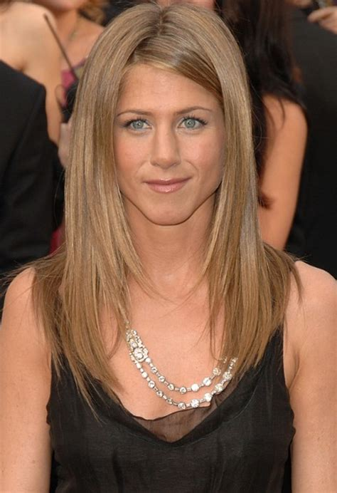 hairstyles for long hair jennifer aniston jennifer aniston long hair styles very sleek hair