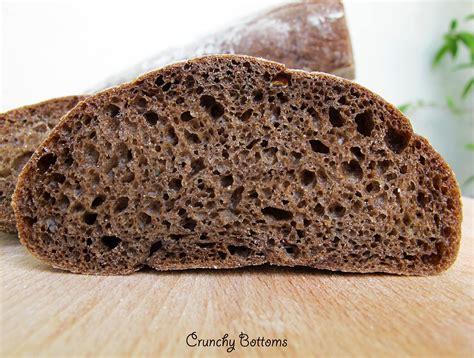 rye bead rye bread with raisins crunchy bottoms