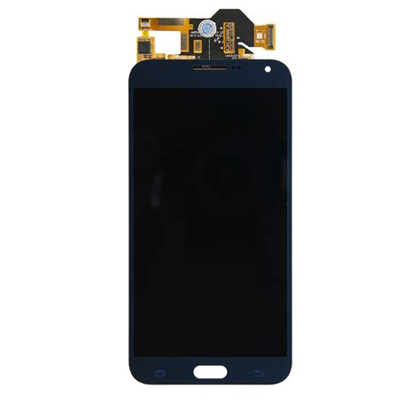 Lcd E7 samsung galaxy e7 black display assembly fixez