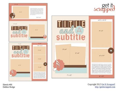 scrapbook page templates free 16 free psd templates for scrapbook images free