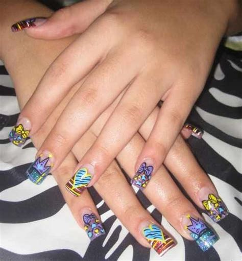 Rena Maxy Ori D Recommended day 53 hearts and crowns nail nails magazine