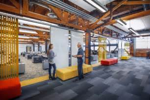 a 1940 s manufacturing plant turned into new offices