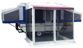 Add A Room Rv Awning by Pop Up Tent Trailers Cing Tips And Tricks For