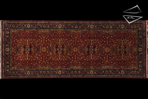 Rug 4 X 10 sarouk design rug runner 4 x 10