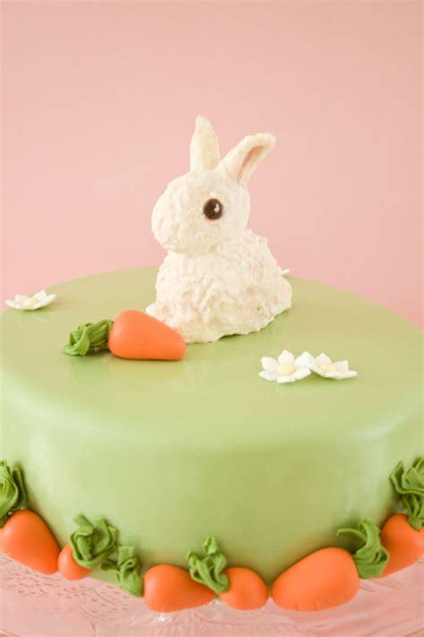 hasen kuchen bunny birthday cake cakejournal