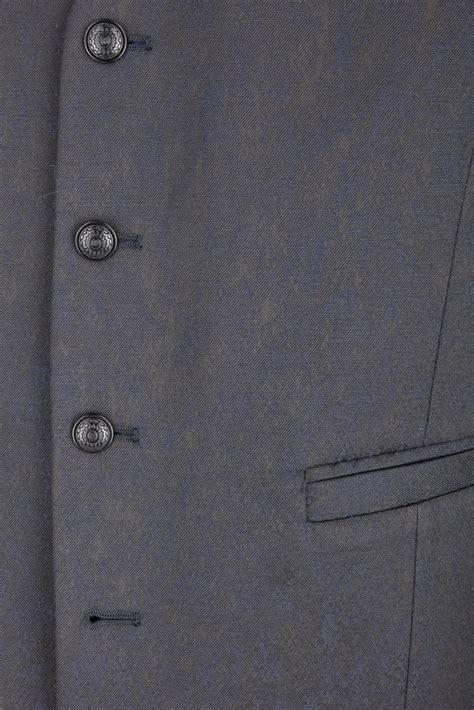 schattierungen der farbe grau hochzeitsweste tziacco royal in der farbe blau mit