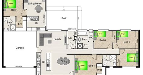 home design with attached flat house plans with flat attached home design and style