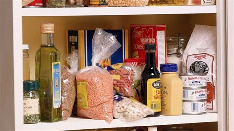 Whats In Pantry by The Pantry How To Save By Just What S In Your Cupboard Abc News