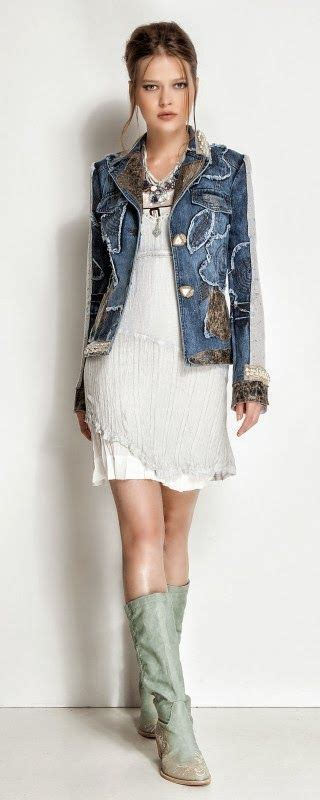 Sofia Bomber Cl 67 best images on denim fashion