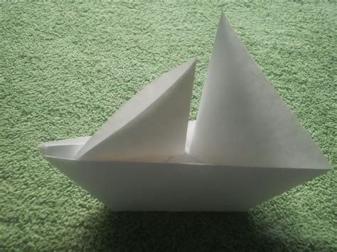 Origami Catamaran - 17 best ideas about origami boat on paper