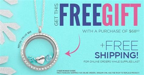 Origami Owl San Diego - origami owl cyber monday special december 1st monday